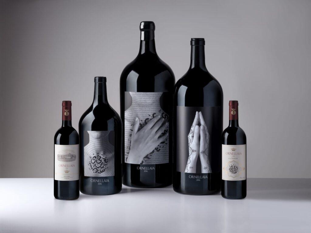 Ornellaia Vendemmia d'Artista: scopri l'edizione limitata realizzata da Shirin Neshat