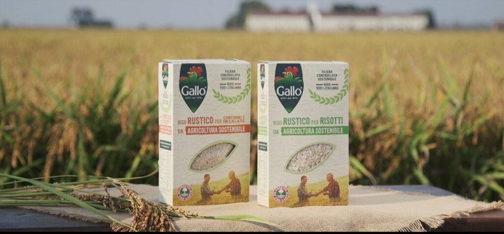 """Riso Gallo protegge l'ambiente con il progetto """"Coltiviamo il Futuro"""""""