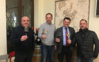 Il palazzo del vino accoglie il consorzio tutela vini Gambellara