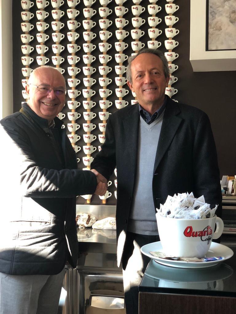 "Nasce una ""gustosa "" partnership tra Quarta Caffè e CDSHotels, eccellenze del Salento"