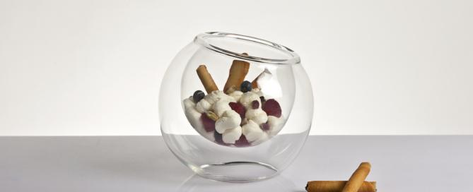 Blueside Emotional Design e le sue collezioni in vetro borosilicato