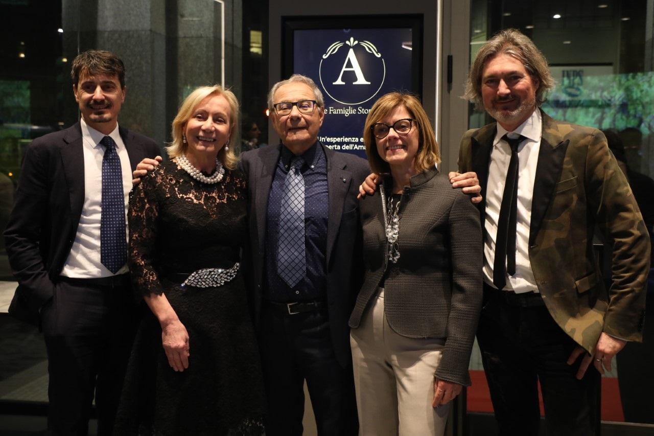 Amarone della Valpolicella: l'associazione Famiglie Storiche compie 10 anni