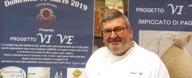 Presentato a Napoli presso la gastronomia Arfè il progetto Vi.Ve