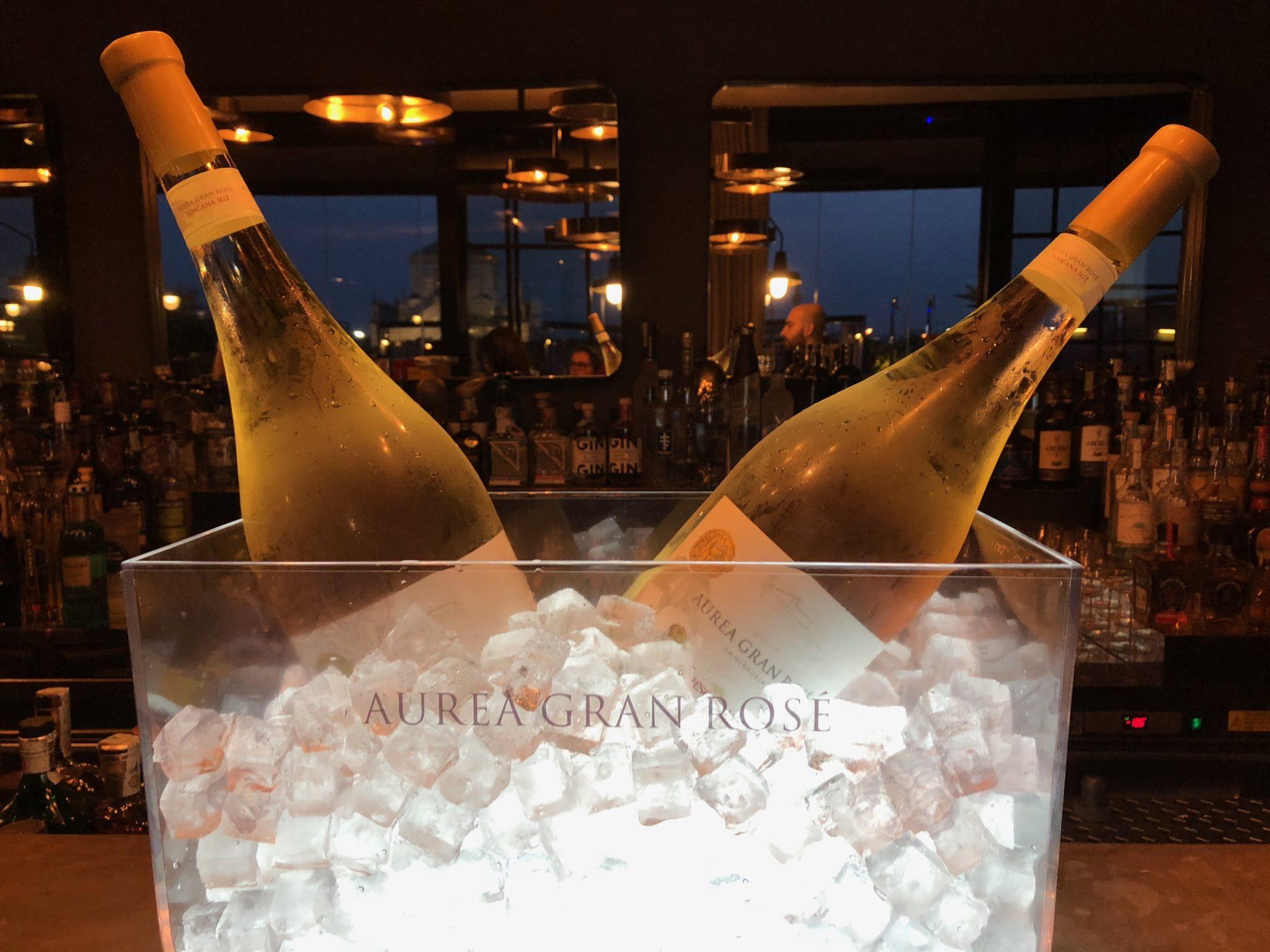 Frescobaldi vini: scopri il nuovo Aurea Gran Rosé