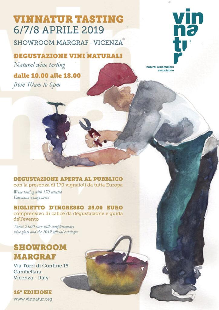vinnatur tasting: tutti i sapori della manifestazione dedicata ai vini naturali