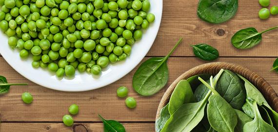 Con l'arrivo della primavera Findus porta sulla tavola ricette green (nel senso del colore...)