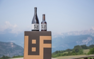 La birra artigianale BarbaForte piacevole ed interessante come il territorio trentino
