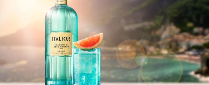 Italicus Cup, il nuovo cocktail di rosolio di bergamotto creato da italicus