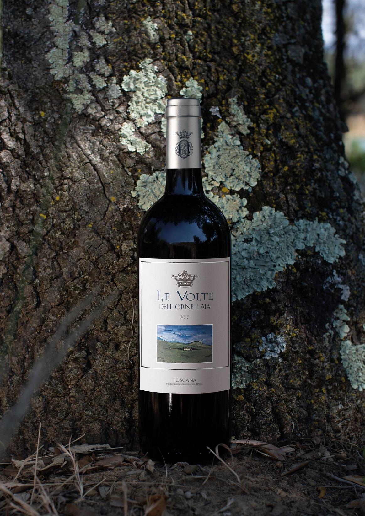 Le Volte dell'Ornellaia 2017, il vino perfetto sulla tavola di Pasqua