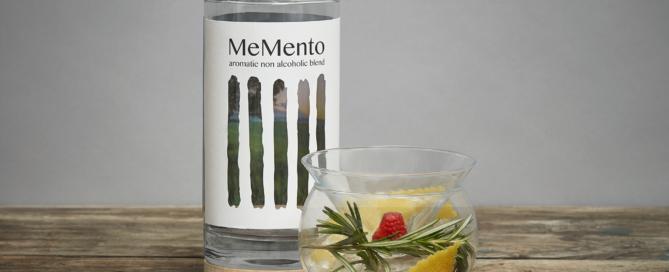 """""""Drinking out of the box"""", la prima no alcol cocktail competition lanciata da Memento"""