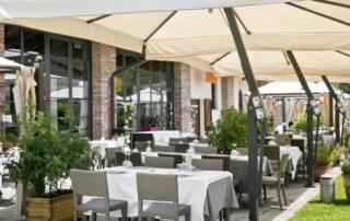 Pranzo di Pasquetta a Cascina Ovi (ristorante a Segrate, Milano)