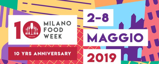 Milano Food Week, parte la decima edizione- 2/8 maggio