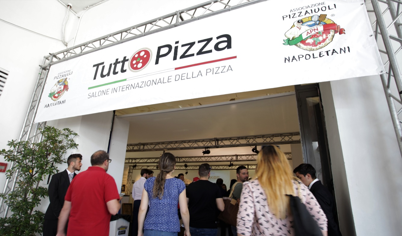 Nella patria della pizza va in scena TuttoPizza
