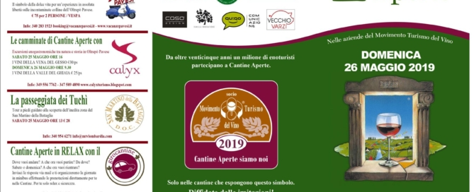 27^ Edizione di Cantine Aperte in Lombardia