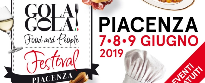 Gola Gola - Food and People Festival: a Piacenza si impara come usare il sale