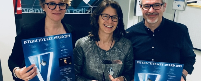 """La campagna """"Momenti Montasio"""" premiata al 20° Interactive Key Award 2019"""