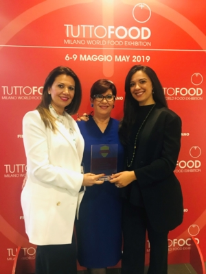 Spot Agromonte premiato a Tuttofood come Migliore campagna pubblicitaria