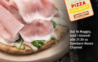 Sfida alla Pizza Gourmet con Gran Biscotto Rovagnati: la finale martedì 28 maggio