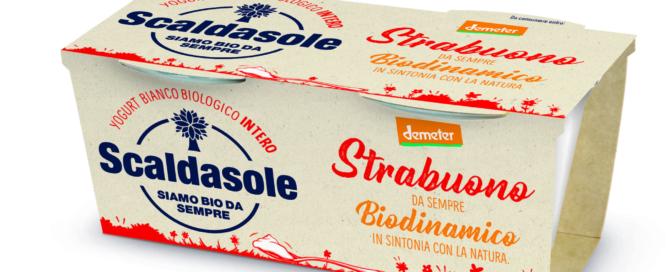 Yogurt bianco biologico di Scaldasole, da sempre biologico e gustosissimo!