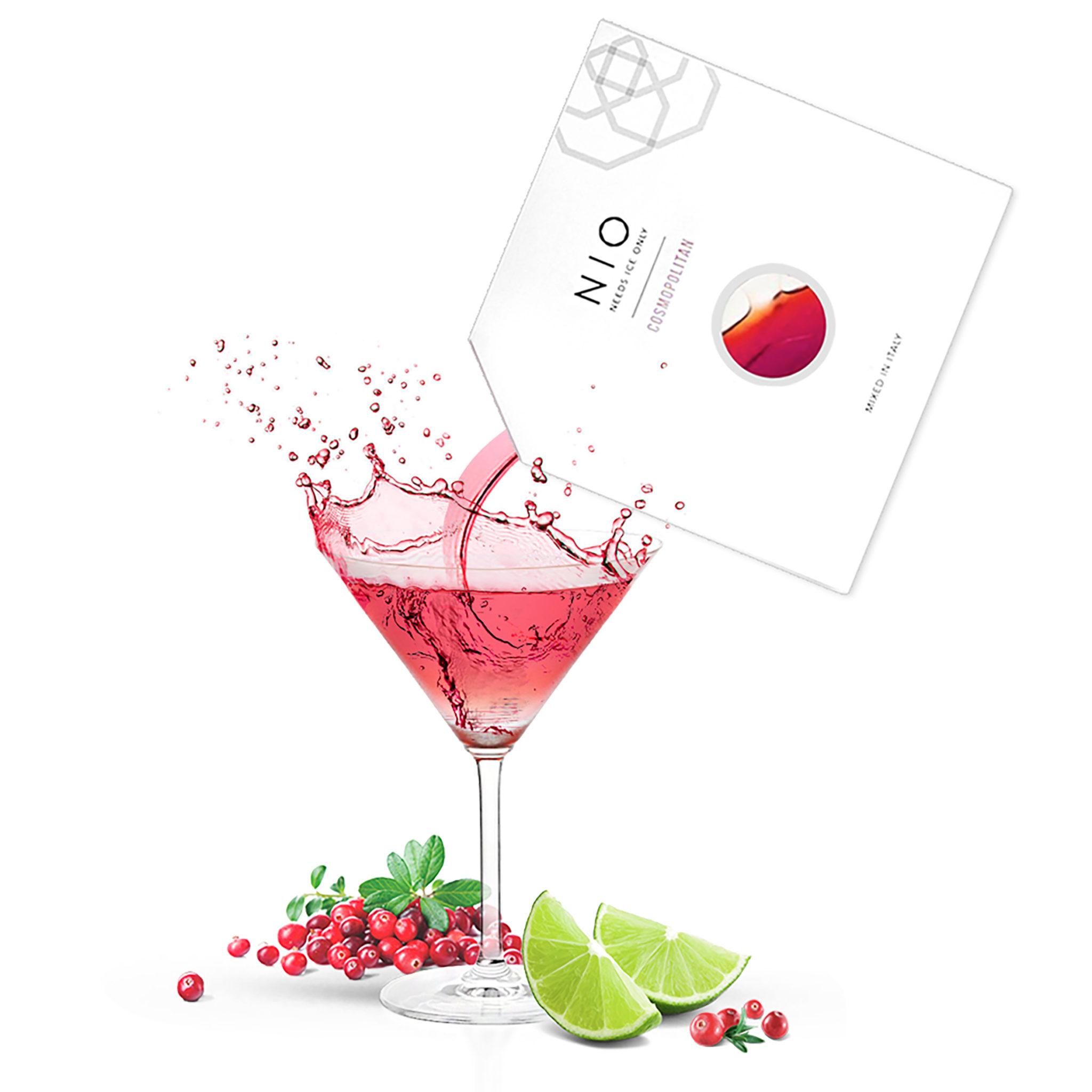 Wineliveryconsegna a Milano i NIO Cocktails in pochi minuti!