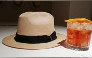 PABLO NERUDA, cocktail di Gianluca Amato barman del Jacky Bar del Tiberio Palace Hotel di Capri