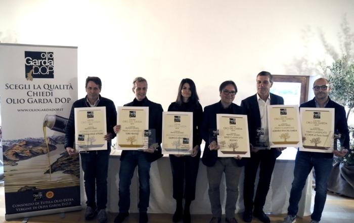 Settima edizione de l'Oro del Garda: premiati i migliori oli Garda DOP