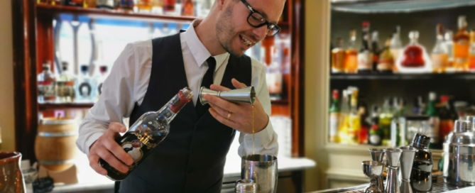 Drink IRON MAN-GO PUNCH, ispirato ad AVENGERS ENDGAME