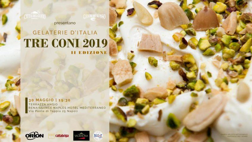 A Napoli la seconda edizione di Tre Coni 2019