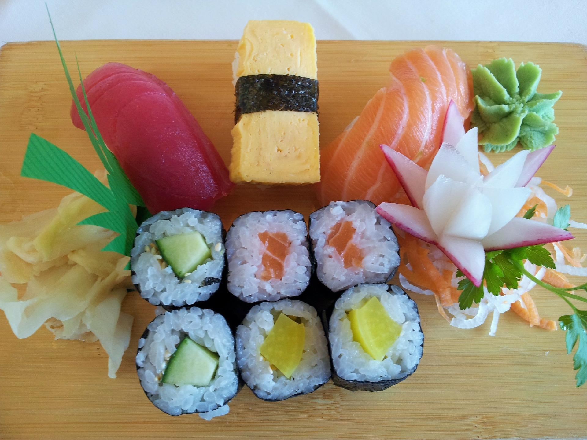 Sushi e sashimi hanno conquistato il cuore e il palato degli italiani