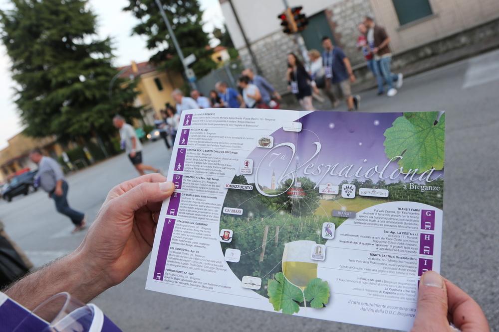 DOC Breganze: tutti i sapori della Vespaiolona 2019