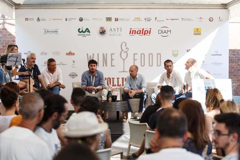 Fino al 10 luglio le eccellenze enogastronomiche d'Italia al Festival Collisioni di Barolo