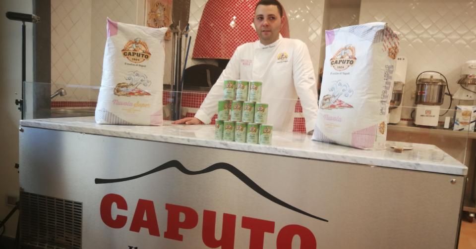 Al Giffoni Film Festival presente il Team Caputo pizzaioli Nuvola