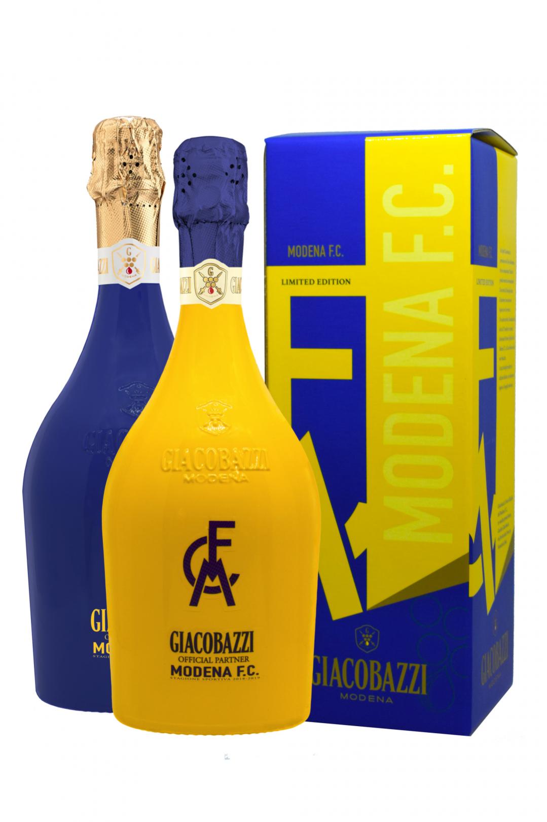 L'azienda vinicola Giacobazzi supporta Modena FC