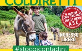Arriva a Milano il Villaggio della Coldiretti , dal 5 al 7 luglio 2019