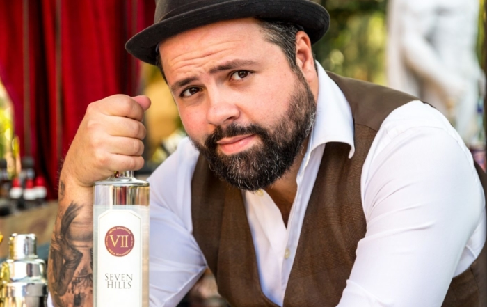 Drink C'ERA UNA VOLTA IN AMERICA, di Federico Leone
