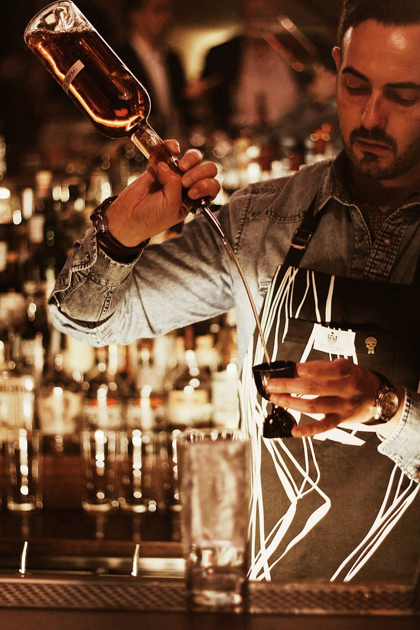 I distillati francesi Cognac Hine, Armagnac Janneau e Calvados Boulardpresentati presso Oblio di Milano