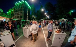 Park Wine Party: in Slovenia alla scoperta dell'enogastronomia locale