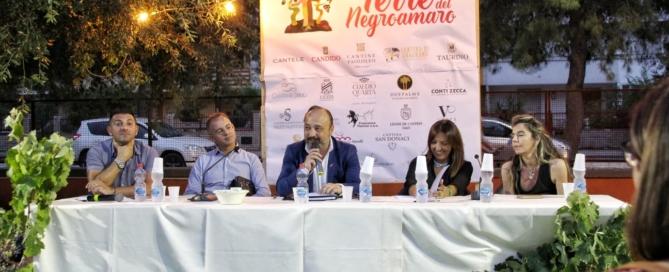 """Premio """"Terre del Negroamaro"""" l'8 e il 9 agosto a Guagnano"""