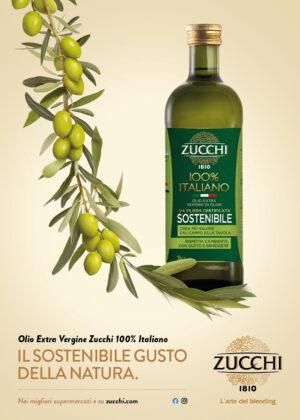 Nuova campagna pubblicitaria per Oleificio Zucchi