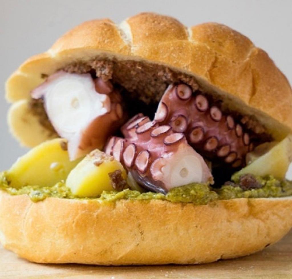 """di """"panini di mare"""" in versione gourmet e creativa"""
