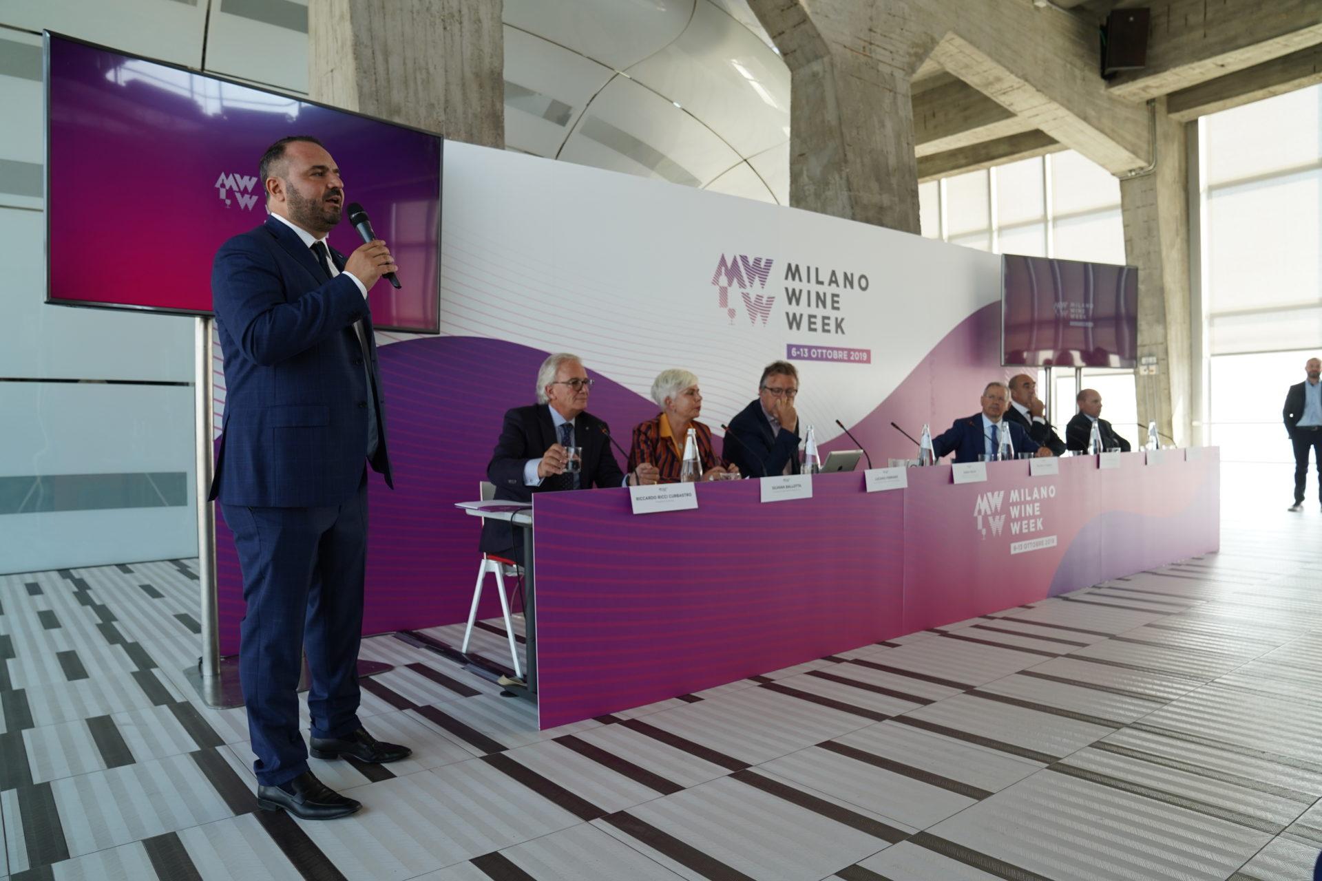 Al via la seconda edizione di Milano wine weekdal 6 al 13 Ottobre 2019