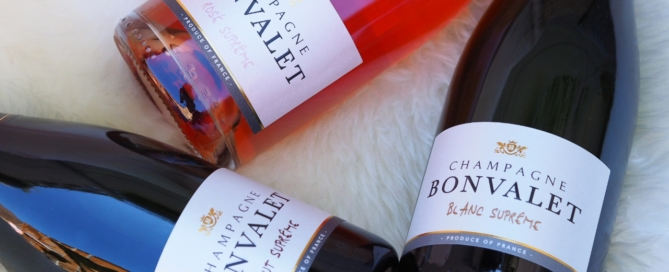 Champagne Bonvalet distribuito da Baron Brisse