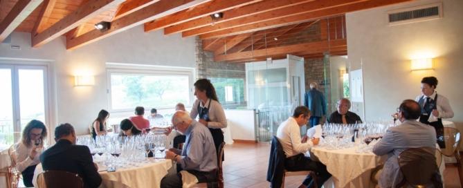 Bergamo vino en primeur e la sua sfida con i Châteaux di Bordeaux