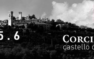 Corciano Castello di Vino: sul trasimeno si celebra il grenache