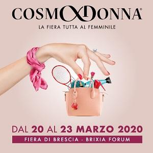 Cosmodonna: l'universo femminile si incontra a brescia