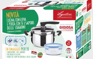 Sondaggio Lagostina: gli italiani dopo le vacanze fanno buoni propositi!