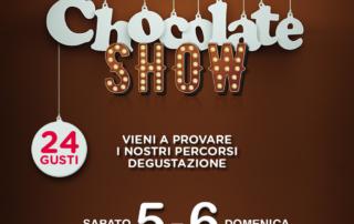 Gelart al CHOCOLATE SHOW di Milano - 5/6 ottobre