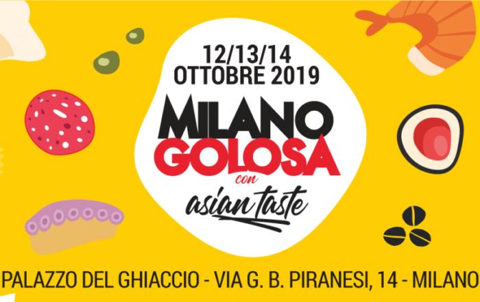 Asian Taste è la novità di Milano Golosa 2019