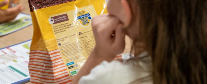 Carrefour: laboratori di educazione alimentare per bambini, in adesione a Saturdays For Future