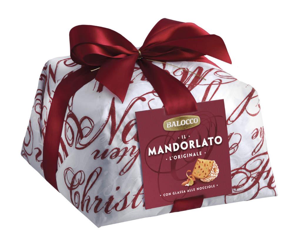 Mandorlato Balocco, per un Natale ricco di gusto e tradizione!